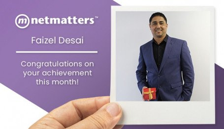 Faizel Desai - Notable Employee April 2019