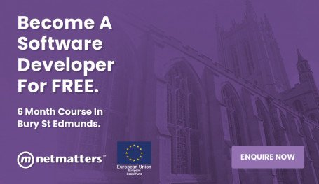 Become a developer for FREE: Bury St Edmunds