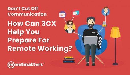 3cx Remote Working