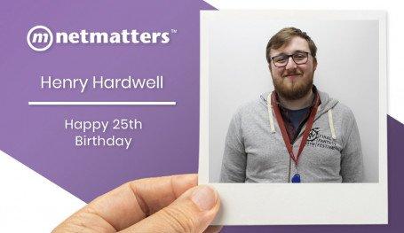 Henry Turns 25