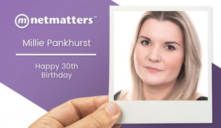 Happy 30th Birthday Millie Panhurst - Netmatters