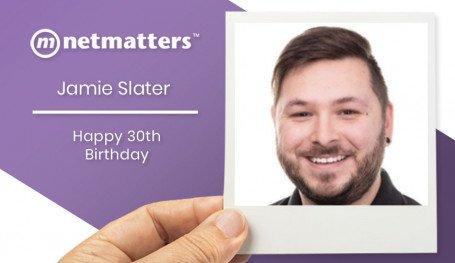 Happy 30th Birthday Jamie!