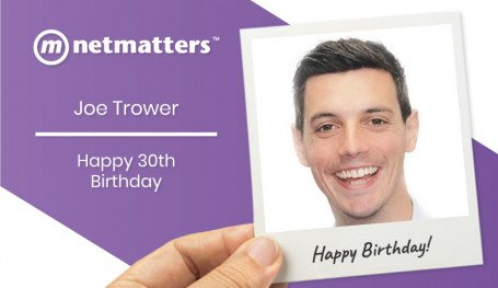 Joe Trower Commercial Head of Telecoms At Netmatters Celebrates his 30th Birthday