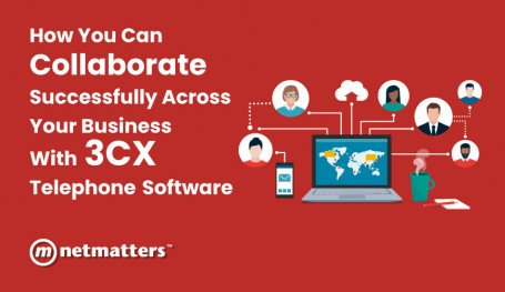 Business Collaboration with 3CX Telephone Software