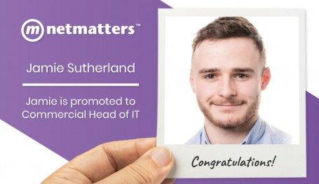 Jamie Sutherland Head of IT