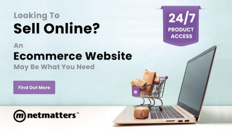 ECommerce Websites From Netmatters