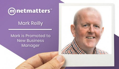 Mark Reilly gets promoted to New Business Manager