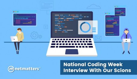 National Coding Week Interview With Our Scions