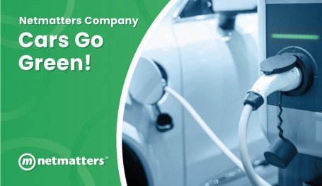 Netmatters Company Cars Go Green