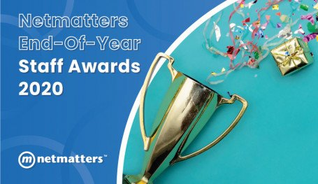 Netmatters End-Of-Year Staff Awards 2020