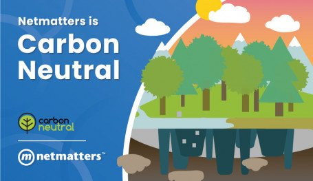 Netmatters Is Carbon Neutral!