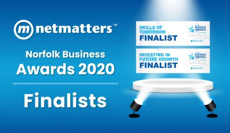 Netmatters: Norfolk Business Awards 2020 Finalists