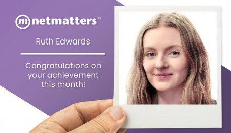 Ruth Edwards Netmatters Notable of Notables October 2020