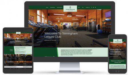 Trimingham Leisure Club Website Build Across Multiple platforms by Netmatters