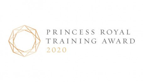 Netmatters win the Princess Royal Training Award 2020