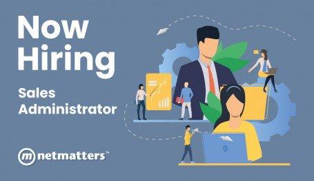 Sales Administrator Vacancy at Netmatters Norfolk
