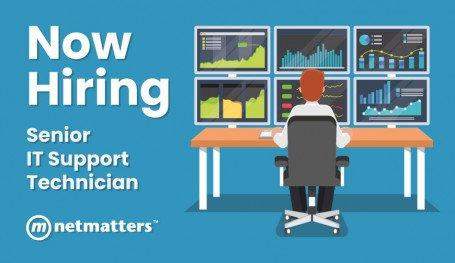 Senior IT Support Technician - Netmatters
