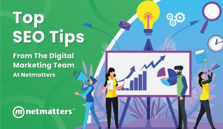 Top SEO tips from the Digital Marketing Team at Netmatters