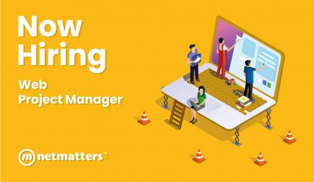 Recruiting for a Web Project Manager