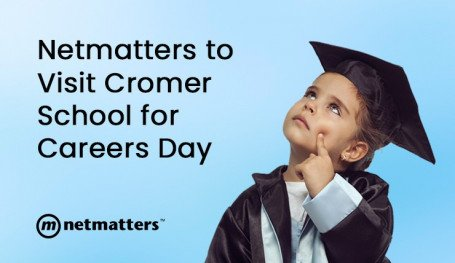 Netmatters visits Cromer School Article Image