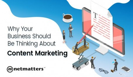 Why you should think about content marketing