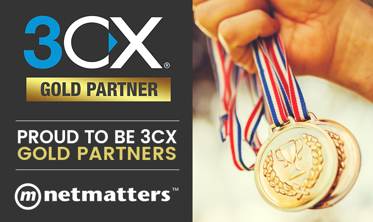 Netmatters | 3CX Gold Partner | Hosted and Onsite VOIP
