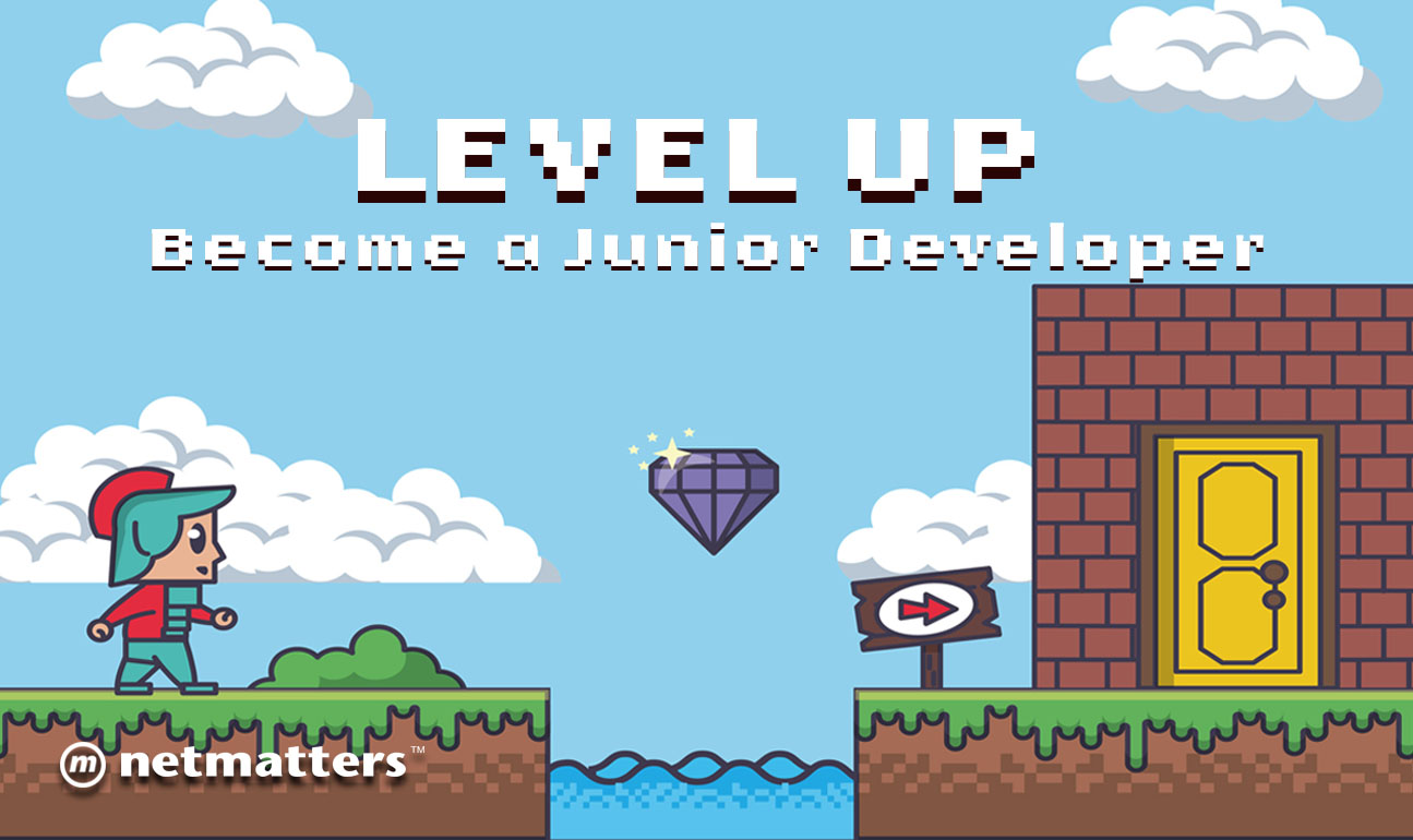 Level up to become a junior developer