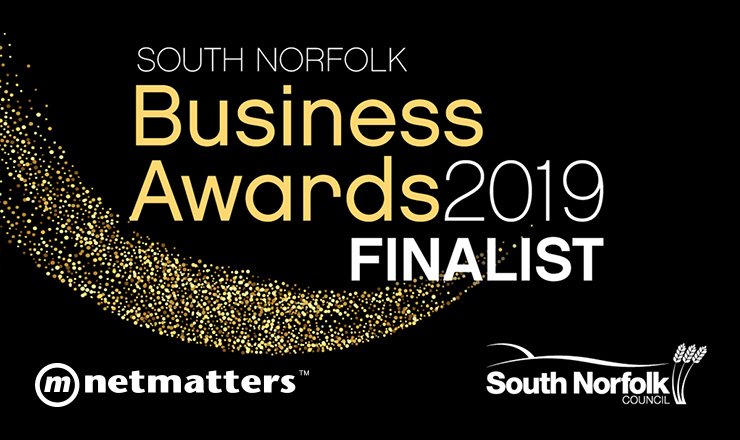 South Norfolk Business Awards Finalist
