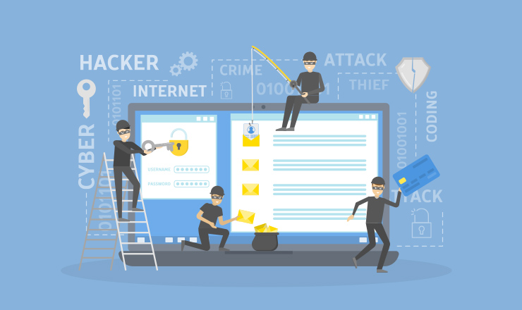 Cyber Criminals Infographic