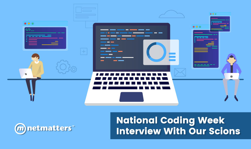 National Coding Week, Interview With Our Scions