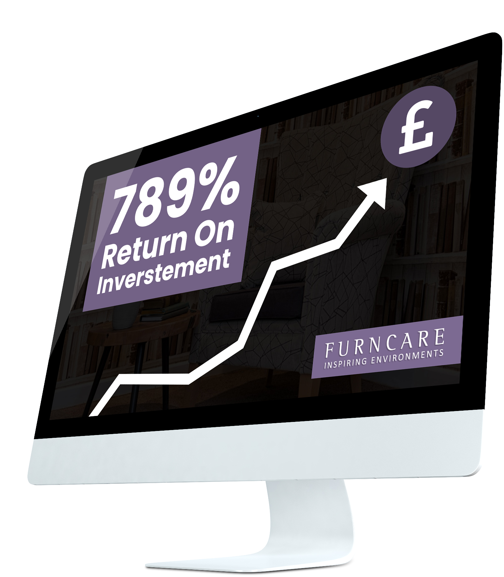 789% return on investment