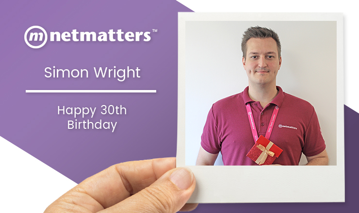 Simon Wright 30th Birthday