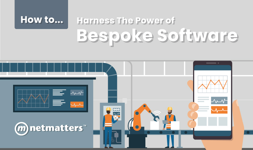 harness the power of bespoke software