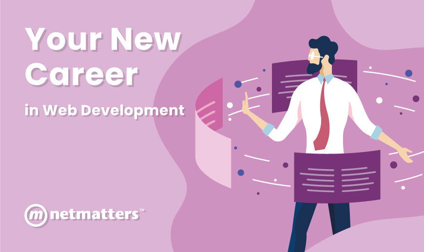 Your new career in web development