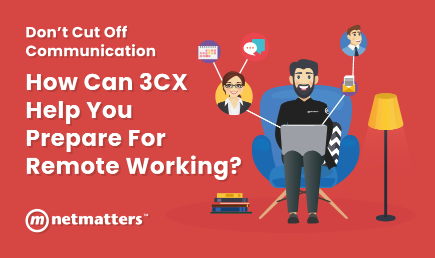 3CX Remote Working