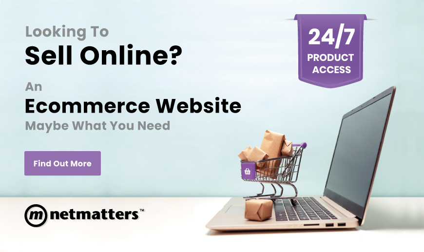 Looking To Sell Online?
