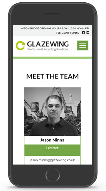 Glazewing Meet the Team Page
