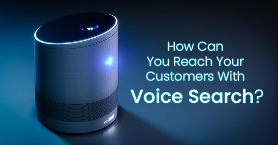 Device that can be used for voice search