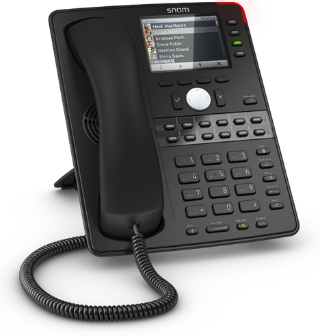 Voice over Internet Protocol (VoIP) phone system