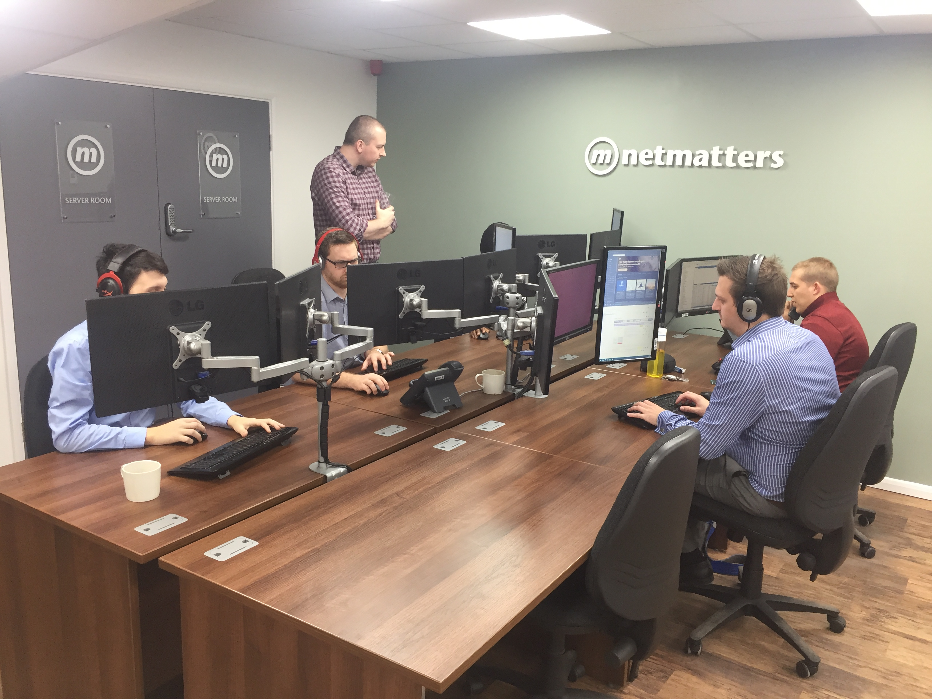 Netmatters Office