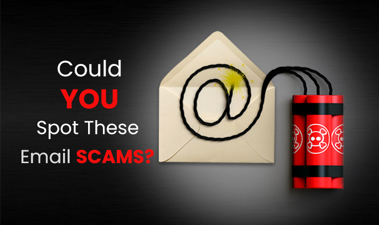 Could You Spot These Scam Emails? | Netmatters